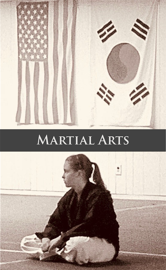 JSM - Martial Arts Image Mid